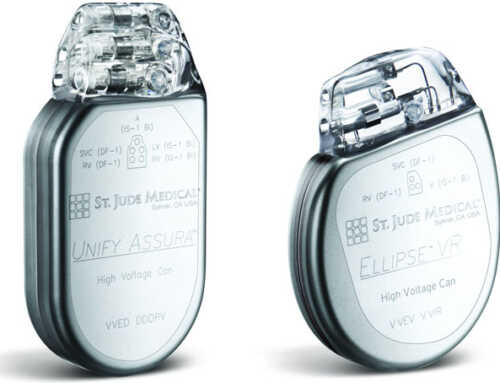 Recall Alert – Abbott's (formerly St. Jude Medical's) implantable cardiac pacemakers