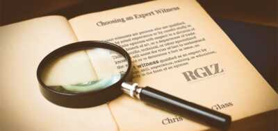 Expert Witness Christopher Glass RGLZ Law