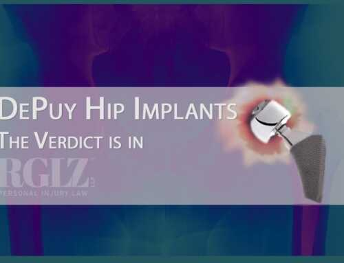 DePuy Hip Implants Verdict