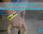 RGLZ Law Elder Abuse Nursing Home Fall Risk