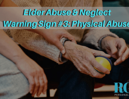 Physical Abuse is the Top-Reported Complaint Among Nursing Home Residents