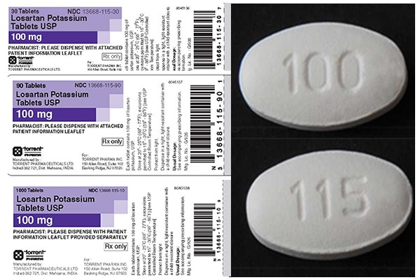 Torrent Recalls Losartan Because of Carcinogen | Long Island