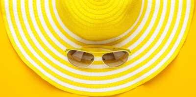 sun protection wear a hat rglz